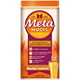 Metamucil Daily Fibre Supplement Smooth Orange 114 Doses