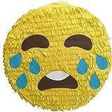 泣いて顔文字Pinata
