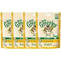 猫用グリニーズ・ローストチキン味(70g)×4袋【グリニーズキャット】