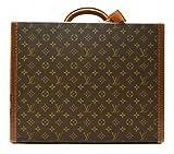 [ルイ ヴィトン] LOUIS VUITTON モノグラム スーパープレジデント スーツケース ビジネスバッグ 旅行カバン トラベルバッグ M53000 [中古]