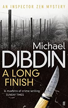 A Long Finish (Aurelio Zen Book 6) by [Dibdin, Michael]