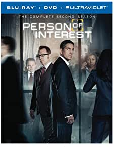 Person of Interest: Complete Second Season [Blu-ray] [Import]