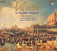 ヴィヴァルディ:「四季」、ヴァイオリン協奏曲(3枚組)/Vivaldi: Le Quattro Stagioni