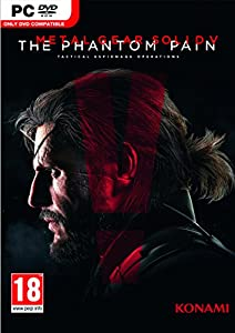 Metal Gear Solid V: The Phantom Pain (PC DVD) (輸入版)