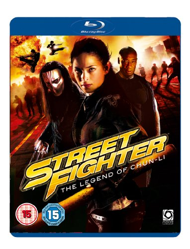 Streetfighter [Blu-ray] [Import anglais]