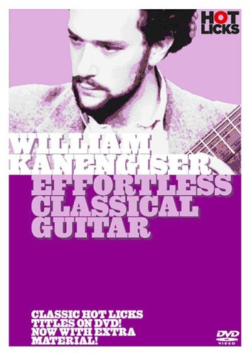 William Kanengiser -Effor [DVD] [Import] Instructional Hot Licks