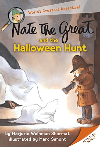 Nate the Great and the Halloween Huntの詳細を見る