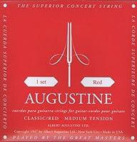 AUGUSTINE RED SET×6SET クラシックギター弦