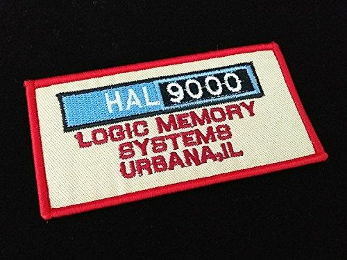 2001年宇宙の旅 HAL9000 ロゴワッペン