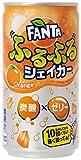 コカ・コーラ ファンタ ふるふるシェイカー オレンジ 缶 180ml×30本