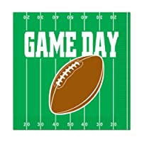 Game Day Football Luncheon Napkins (2重) (16 / Pkg)