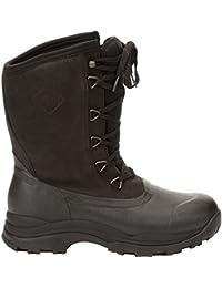 (マックブーツ) Muck Boots メンズ シューズ?靴 ブーツ Muck Boots Arctic Outpost Lace Mid Winter Boots [並行輸入品]