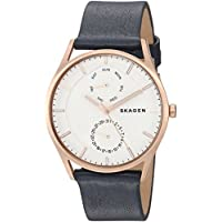 Skagen Men's SKW6372 Year-Round Analog Quartz Blue Watch