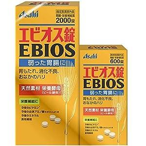 エビオス錠 2000錠+600錠 [指定医薬部外品]の関連商品4