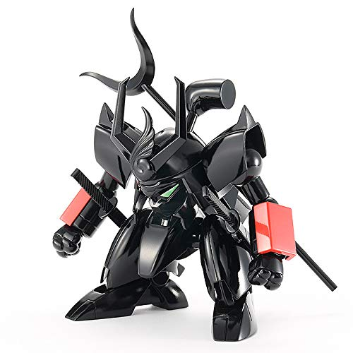 PLAMAX 魔神英雄伝ワタル MS-04 ブラック 龍神丸・戦神丸 セット ノンスケール PS&PE製 組み立て式プラスチックモデル