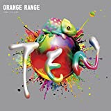 Theme of Rainbow♪ORANGE RANGEのCDジャケット