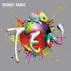 ORANGE RANGE「SUSHI 食べたい feat.ソイソース」のCDジャケット