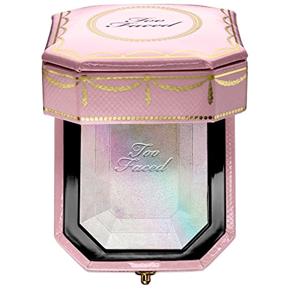ニンニクブラウス凝視TOO FACED Diamond Light Multi-Use Diamond Fire Highlighter