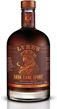 Dark Cane Non-Alcoholic Spirit - Dark Rum Style | Lyre's 700ml