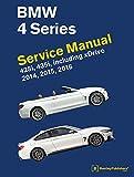 ベントレー刊「BMW 4シリーズ (2014〜16) サービスマニュアル」