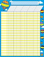 Teacher Created Resources Hot Air Balloons Incentive Chart (7772) [並行輸入品]