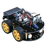 Elegoo UNO R3 スマートロボットカーV2.0 アップグレード UNO R3