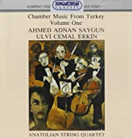 Chamber Music from Turkey: Volume One