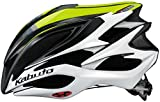 OGK KABUTO(オージーケーカブト) ヘルメット ZENARD アクトイエロー S/M (頭囲 55cm~58cm)