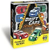 Kreativit?t f?r Kinder: Drift Autos Street Team - Top Spielzeug 2008 Eltern Magazine (import)