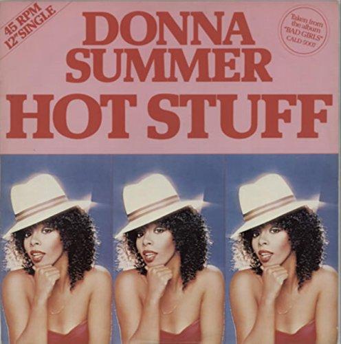 Hot Stuff - Red Vinyl