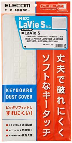 エレコム キーボード防塵カバー ノート用 PKB-98LS3