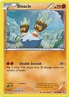 Pokemon - Binacle (48) - XY Flashfire