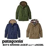 パタゴニア ジャケット 2017〜2018 FALL/WINTER MODEL PATAGONIA BOYS' INFURNO JACKET 全3色  パタゴニア ボーイズ・インファーノ・ジャケット 日本正規品