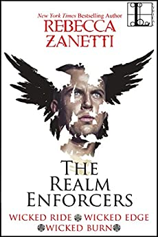 The Realm Enforcers Bundle: Books 1-3 by [Zanetti, Rebecca]