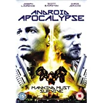 Android Apocalypse [DVD] [2007] by Joseph Lawrence