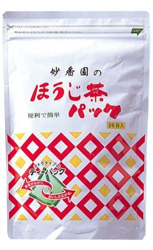 妙香園 ほうじ茶パック 25包入