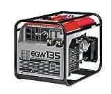 やまびこ産業機械 新ダイワ EGW135 発電機兼用溶接機(ガソリンエンジン)