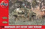 エアフィックス 1/35 ドイツ軍 ヘッツァー駆逐戦車 前期型 プラモデル X1355