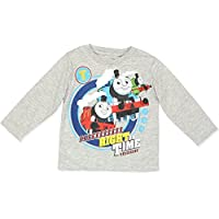 Hit Entertainment Thomas The Train & Friends Toddler Boys Long Sleeve Tee