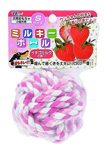 ターキー ミルキーボール S ピンク (いちごミルクの香り)