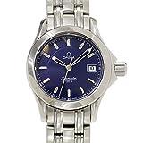 オメガ OMEGA シーマスター120 ジャックマイヨール 2001年 2000本限定 2587.80 レディース 腕時計 ネイビー 【中古】 90048438 [並行輸入品]