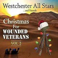 Westchester Allstars Christmas for Wounded Veteran