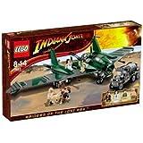 レゴ (LEGO) インディ・ジョーンズ 軍用キャンプでの戦い 7683