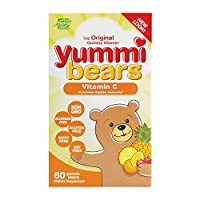 Yummi Bears Vitamin C for Kids(子供用) 60粒