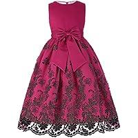 GRACE KARIN Sleeveless Girl Dresses Toddler Wedding Dresses CL8985