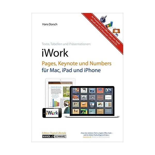 iWork und Apps: Pages, K...の商品画像