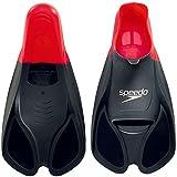 Speedo(スピード) 水泳練習用 Biofuse トレーニングフィン SD91A03A レッド L