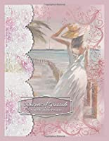 Whispers of Gratitude - 26 Weeks in the Positive: A Quiet Walk Along the Beach - Guided Journal - Helps You Keep a Daily Written Record of Gratitude, Gains, and Quiet Times - by Jottn' Journals