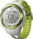 [エプソン リスタブルジーピーエス]EPSON Wristable 腕時計 GPS機能 ランニング SF-120G
