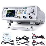 Kuman 信号発生器 DDS信号発生器 デジタル 周波数計 高精度 30MHz 250MSa/s 2チャンネル 任意波形 多機能 2.4インチTFTカラーLCD FY6600